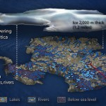 La Antártida, sin hielo