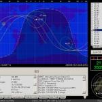 Siguiendo satélites con Orbitron