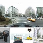 Captura esférica del entorno: el ejemplo de Inmersive Media
