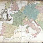 Sección de mapas de la Biblioteca Digital Hispánica
