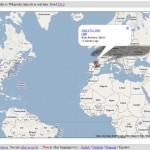 """WikipediaVision, la Wikipedia en """"tiempo real"""""""