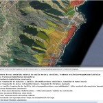 Servicio WMS canario a través de Google Earth