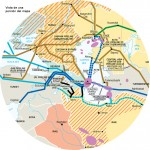 Grandes oleoductos proyectados