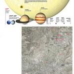 ¿Y si la Tierra fuera un balón de fútbol?