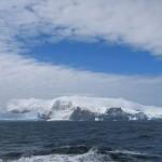 La remota isla de Bouvet