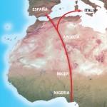 El gasoducto transahariano