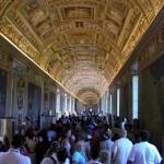La Galería de Mapas del Vaticano