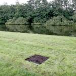 El píxel muerto de Google Earth
