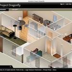 Autodesk Dragonfly, diseño de interiores en 3D