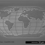 ¿El mapa más pequeño del mundo?