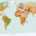 Algo muy especial: Mapas vectoriales para diseñadores gráficos