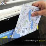 De mapas y sobres de correos