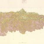 Mapas de suelos de España