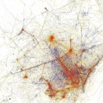 Atlas mundial de 'Geotaggers'