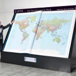 Y el libro más grande del mundo es… ¡un atlas!