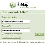 Celebrando el artículo número 1.000 de La Cartoteca probando las nuevas funciones de IkiMap