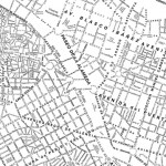Mapa tipográfico de Valencia