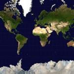 Jugando con la proyección Mercator