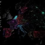 De Twitter, idiomas y mapas