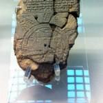 ¿El mapa más antiguo del mundo?
