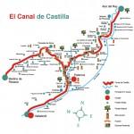 Guías de viaje del Canal de Castilla
