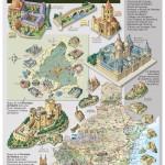 Juan Núñez, tres décadas de asombrosos diseños cartográficos