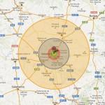 Nukemap, la calculadora definitiva para escenarios nucleares apocalípticos