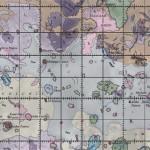 Primer mapa geológico de Io