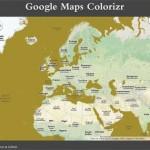 Jugando con los colores de Google Maps