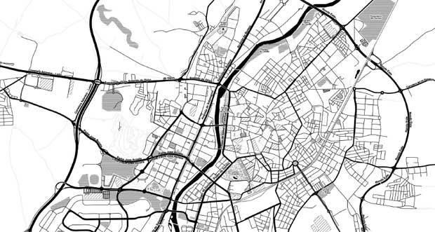 Openstreetposterstop Webs De Arquitectura Y Urbanismo