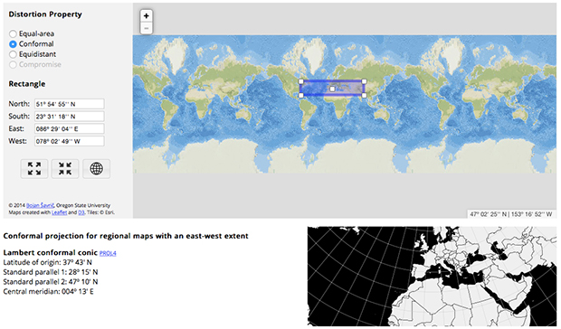 map_projection_wizard