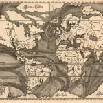 Las más antiguas representaciones cartográficas de las corrientes marinas