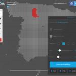 Generador de mapas pixelados