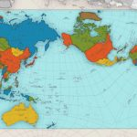 """A vueltas con el """"mapa más perfecto del mundo"""""""