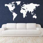 Y el país más olvidado en los mapas es… Nueva Zelanda